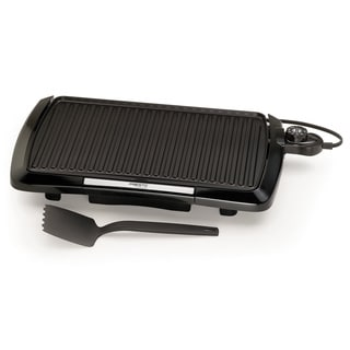 Presto Black Indoor Electric Grill