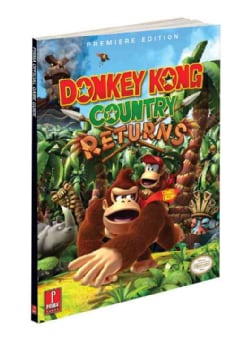 Donkey Kong Country Returns: Prima Official Game Guide: Premiere Edition (Paperback)