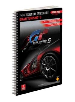 Gran Turismo 5: Prima Essential Track Guide (Spiral bound)
