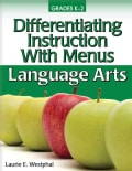 Language Arts: K-2 (Paperback)