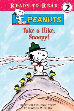 Take a Hike, Snoopy (Hardcover)
