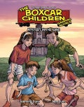 The Boxcar Children Graphic Novels 18: Mystery in the Sand (Hardcover)