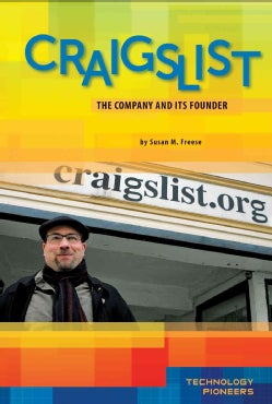Craigslist: The Company and Its Founder (Hardcover)