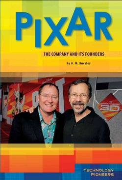 Pixar: The Company and Its Founders (Hardcover)