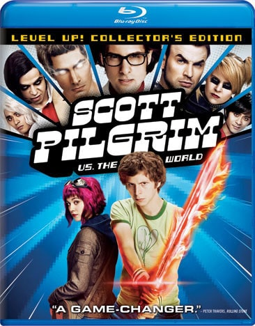 Scott Pilgrim Vs. The World (Blu-ray/DVD)