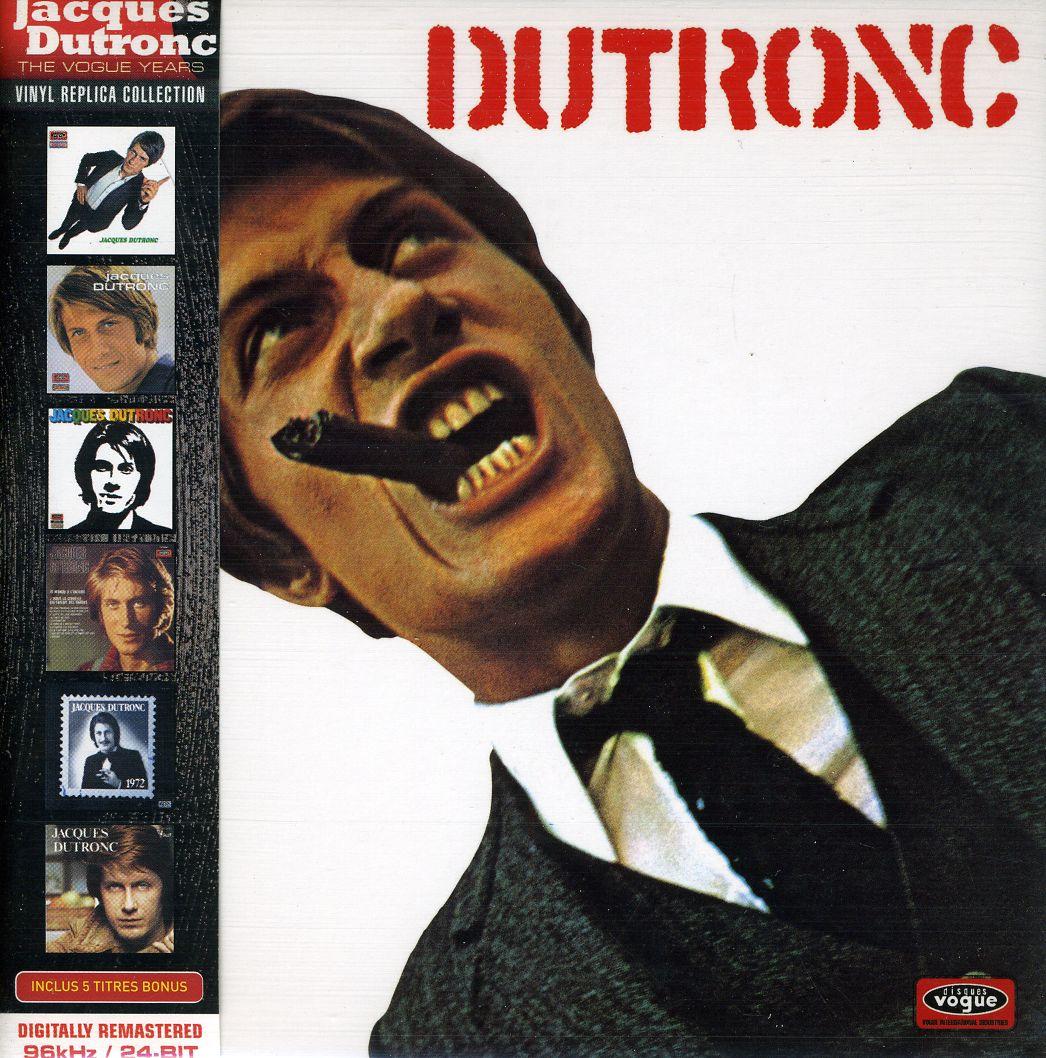 JACQUES DUTRONC - VOL. 2-1968