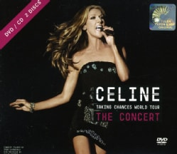 CELINE DION - TAKING CHANCES WORLD TOUR THE CONCERT