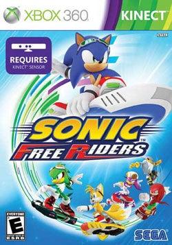 Xbox 360 - Sonic Free Riders