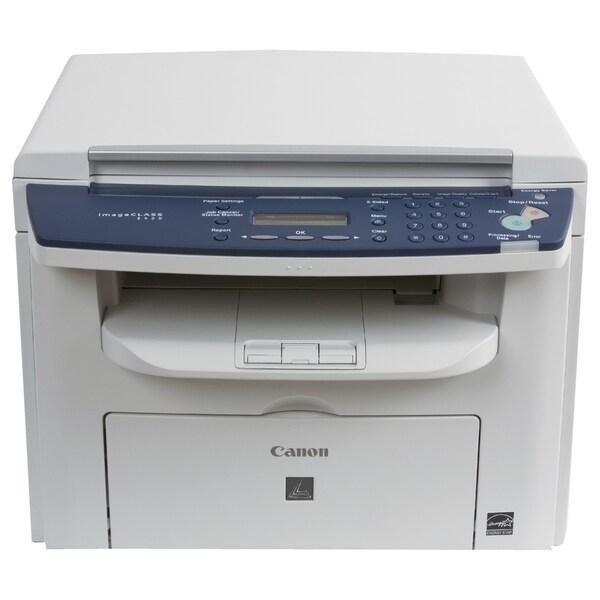 Canon imageCLASS D420 Laser Multifunction Printer - Monochrome - Plai