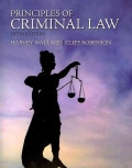 Principles of Criminal Law (Paperback)