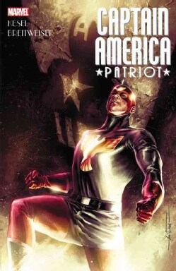 Captain America: Patriot (Paperback)