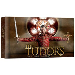 The Tudors: The Complete Final Series Box Set (DVD)