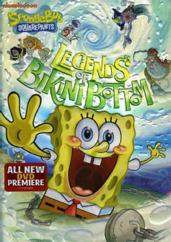 Spongebob Squarepants: Legends Of Bikini Bottom (DVD)