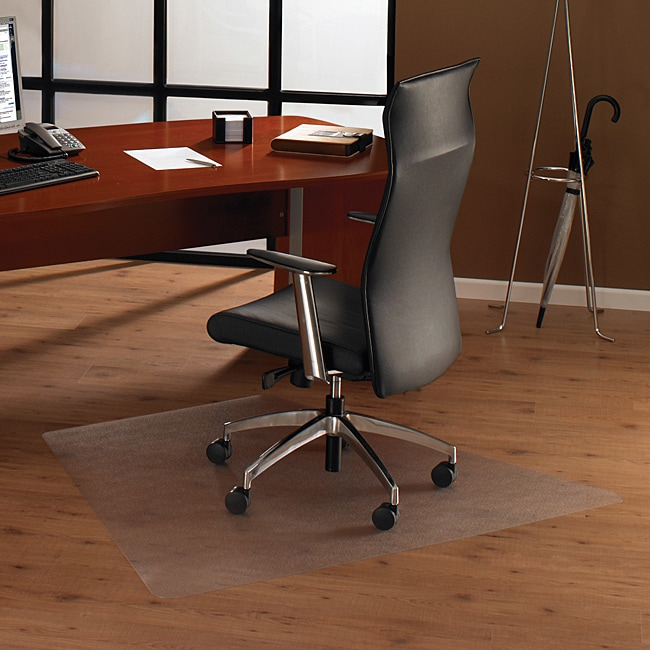 Floortex Cleartex Ultimat Chair Mat for Hard Floors (48 x 60) for Hard Floor