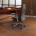 Floortex Cleartex Ultimat Chair Mat for Hard Floors (48 x 60) for Hard Floor
