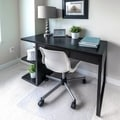 Floortex Cleartex Ultimat Polycarbonate Chair Mat (48 x 60) for Carpet