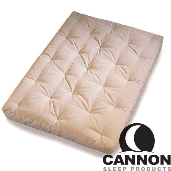 All Cotton Queen Size 8-inch Futon Mattress
