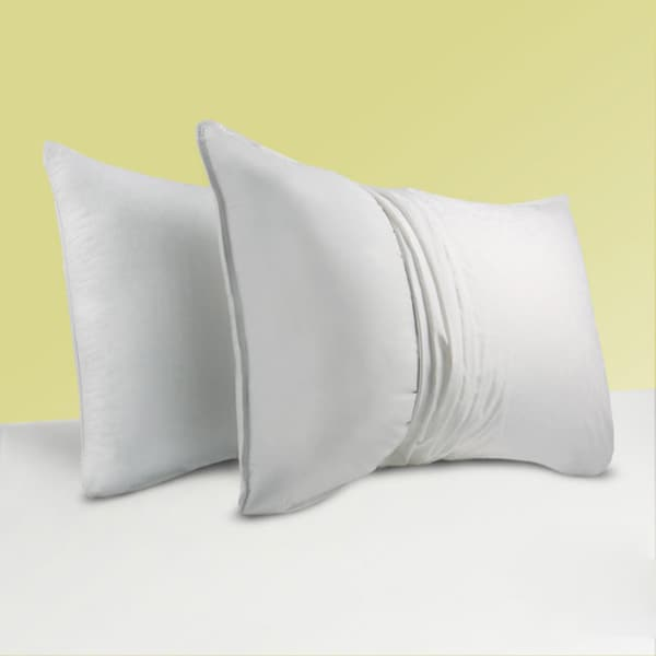 Sealy Cloud of Down 330 Thread Count Down Pillows (Set of 2)
