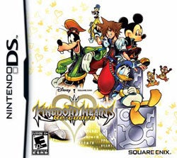 Nintendo DS - Kingdom Hearts Re:Coded