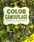 Color Camouflage: A Spot-it Challenge (Hardcover)