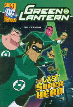 The Last Super Hero (Paperback)