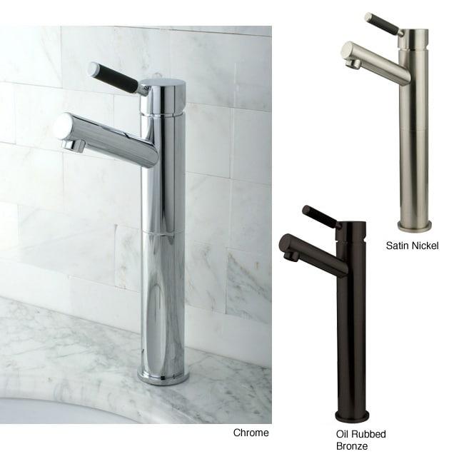 Kaiser Single Handle Vessel Sink Bathroom Faucet