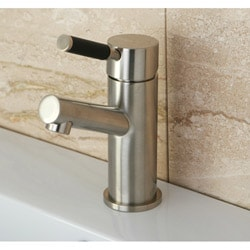 Kaiser Single Handle Straight Bathroom Faucet