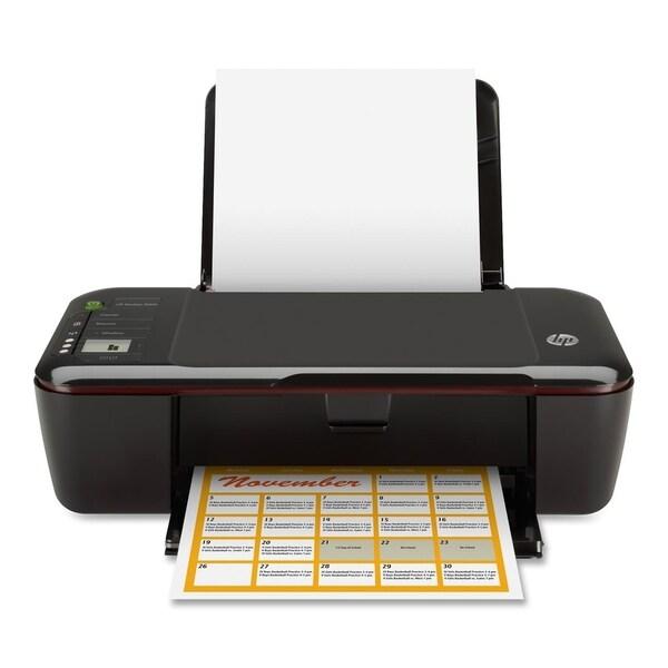 HP Deskjet J310A Inkjet Printer - Color - 4800 x 1200 dpi Print - Pla