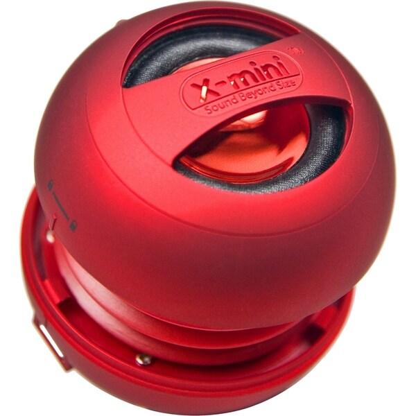 KB Covers X-mini II Capsule Speaker - Red