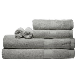 Rayon from Bamboo 6-piece Towel Set