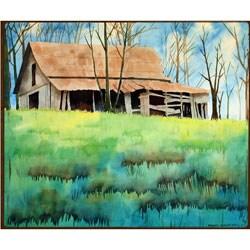 Ed Wade, Jr. 'Open Invitation' Horizontal Art Print