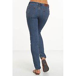 Rue Blue Women's Euro Wash Skinny Jeans