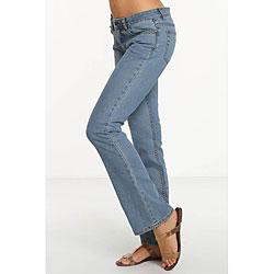 Rue Blue Women's St. Tropez Wash Bootcut Jeans