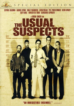 The Usual Suspects (DVD)