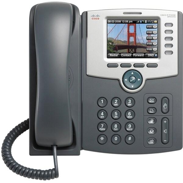 Cisco SPA525G2 IP Phone - Wireless