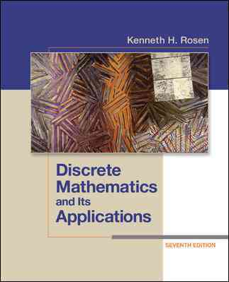 Discrete Mathematics and Its Applications (Hardcover)
