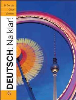 Deutsch: Na Klar! An Introductory German Course (Hardcover)