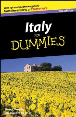 Italy for Dummies (Paperback)