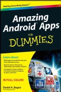 Amazing Android Apps for Dummies (Paperback)
