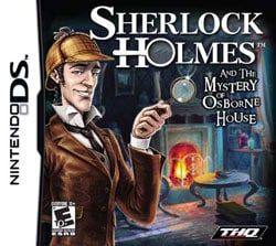 Nintendo DS - Sherlock Holmes and Mystery of Osborne House