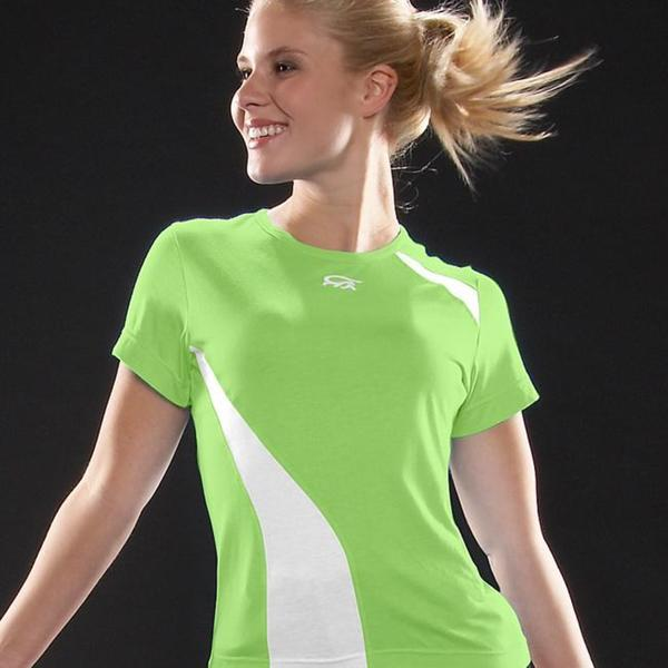 IguanaMed Women's Iguana Green Short Sleeve Skinz T-shirt