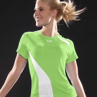 IguanaMed Women's Iguana Green Short Sleeve Skinz T-shirt