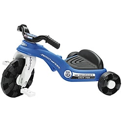 American Plastic Toys Police Cycle Trike