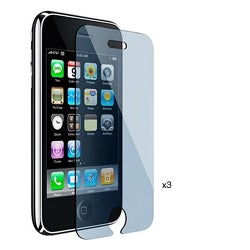 Screen Protector for Apple iPhone 3G/ 3GS (Pack of 3)