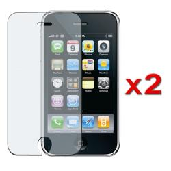 Anti-glare Screen Protector for Apple iPhone (Pack of 2)