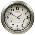 La Crosse 18-inch Atomic Outdoor Clock