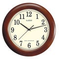 LC 12.5-inch Atomic Analog Clock