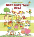 Richard Scarry's Best Busy Year Ever (Hardcover)