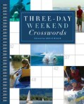 Three-Day Weekend Crosswords (Spiral bound)