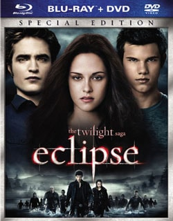 The Twilight Saga: Eclipse (Special Edition) (Blu-ray/DVD)